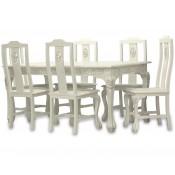 Stół Z Krzesłami (Iv Cz.)