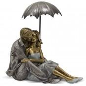 Figurka Para Z Parasolką