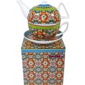 Zestaw Do Herbaty: Tea For One-Prom.