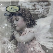 Pl Serwetki Angels Prayer
