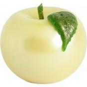 Pl Krem Świeca Świąteczna Jabłko Kula