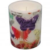 Pl Lampion Romantic Butterflies