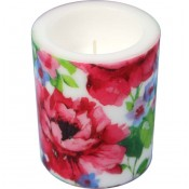 Pl Lampion Watercolor Roses